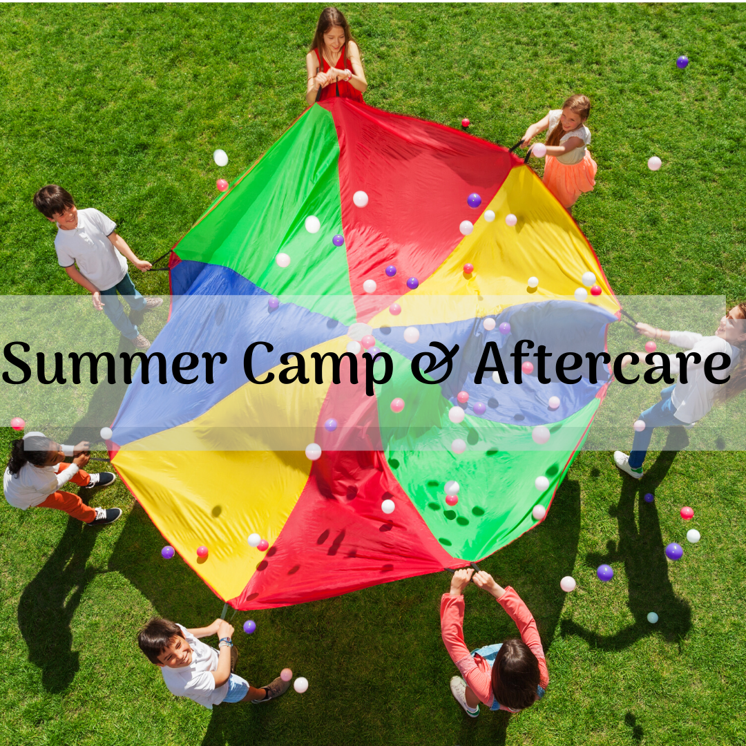Summer Camp and Aftercare Button