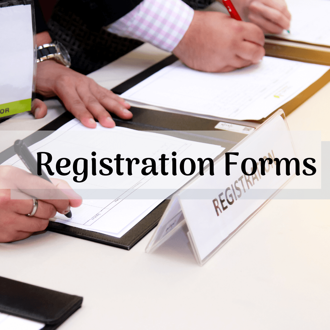 Registration Forms Button