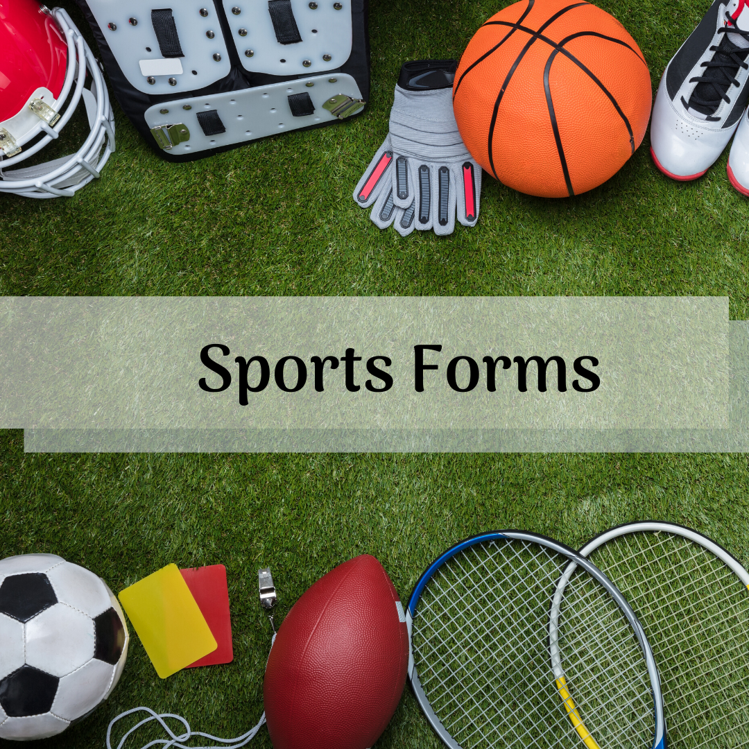 Sports Forms Button