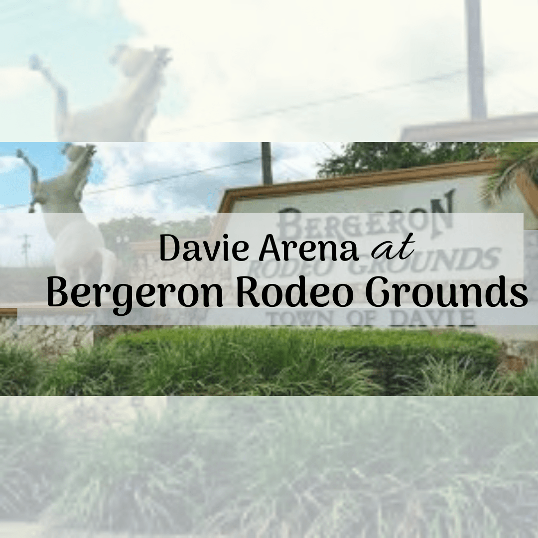 Bergeron Rodeo Grounds Button