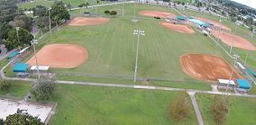 Davie Pine Island Park Baseball Fields
