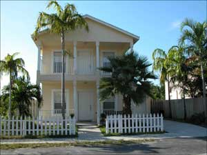 "Home Built in ""Key West"" Style"